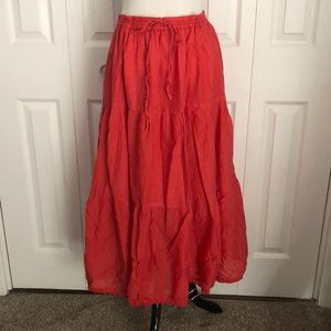 Passports Prarie Skirt size Large
